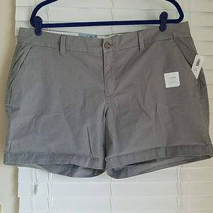 NWT - Old Navy Cotton Shorts